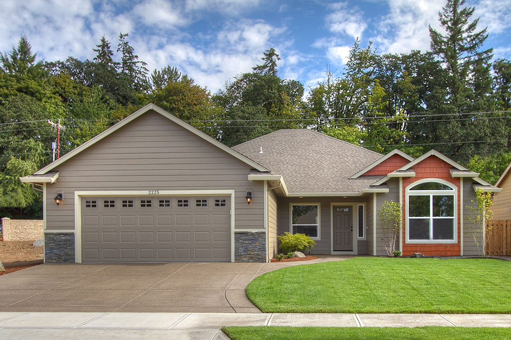 Cottonwood Lakes, new homes salem oregon