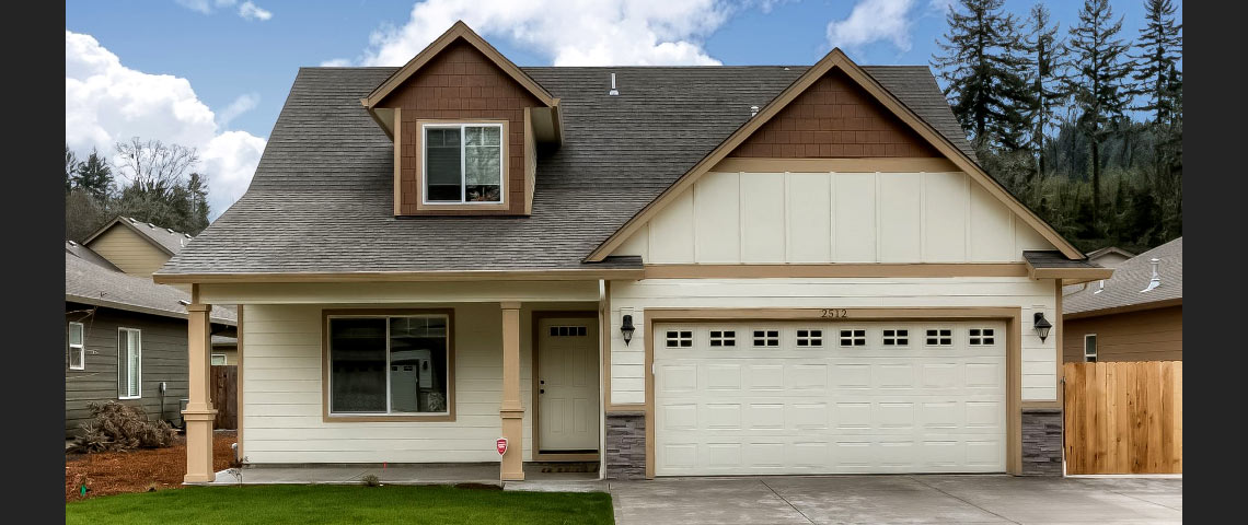 Boone Wood Estates by Don Lulay Homes, New Home Builder Salem OR - 1800 Floor plan