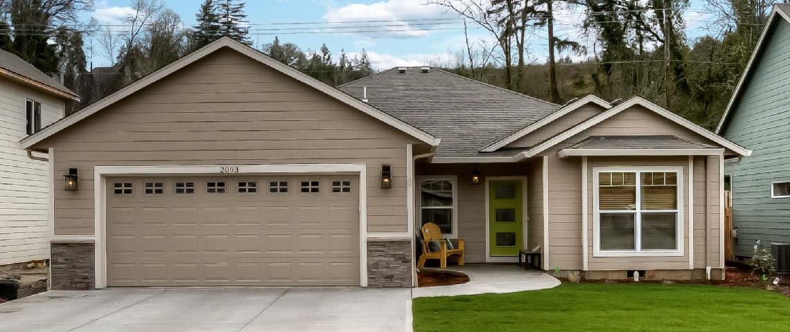 Boone Wood Estates by Don Lulay Homes, New Home Builder Salem OR - 1803 Floor plan