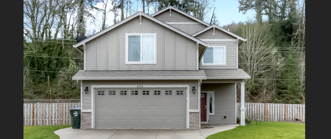 Boone Wood Estates by Don Lulay Homes, New Home Builder Salem OR - 1896 Floor plan