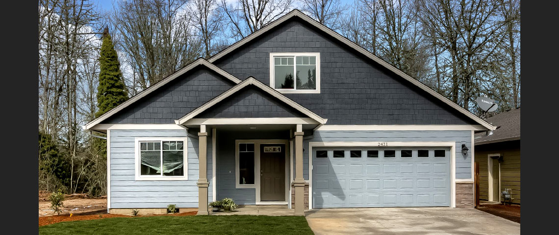 Boone Wood Estates by Don Lulay Homes, New Home Builder Salem OR - 1725 Floor plan